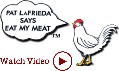 Pat LaFrieda says Eat My Meat